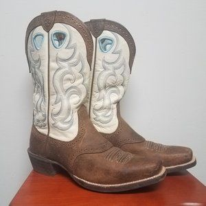Ariat Rawhide Boots 8.5B